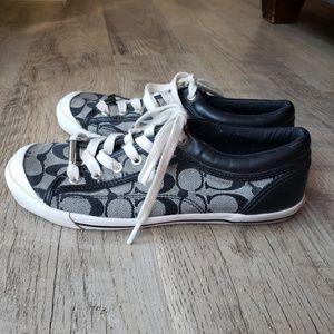 Coach Francesca Lace Sneakers